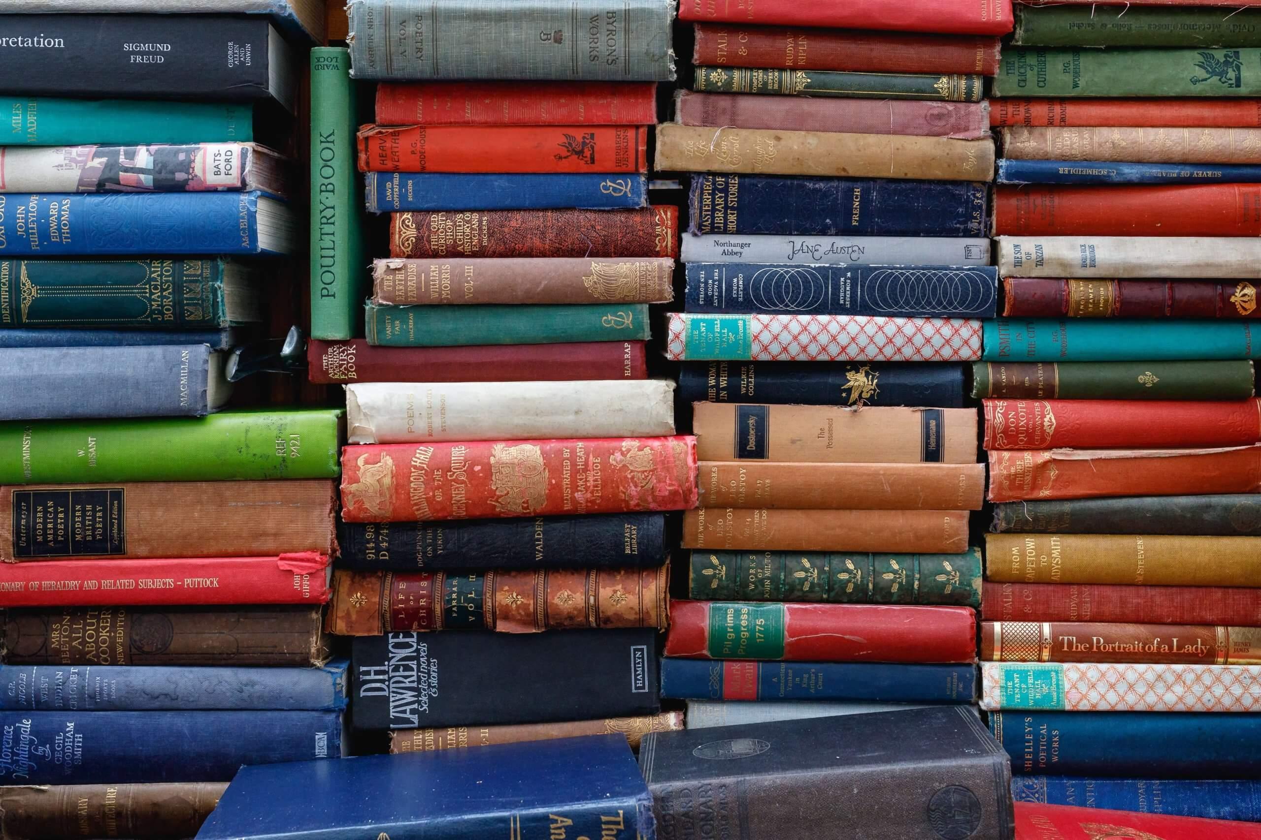 liste de livres utiles pour votre inspiration Liste de PàL