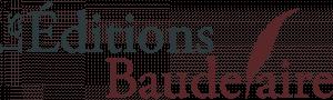 Les éditions Baudelaire Logo
